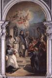 St Lawrence Giustiniani and Other Saints