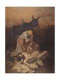 The Samaritan of the Gospel  1851