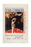 The Hill  Sean Connery (Front)  1965