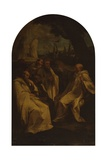 Vision of St Romoaldo