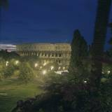Night View of the Roman Colosseum  70-80 AD