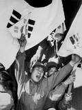 Joyous Former Pow Who Refused Repatriation to North Korea