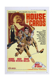 House of Cards  from Top: Orson Welles  Inger Stevens  George Peppard  1968