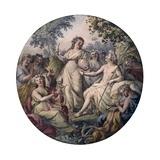 Country Concert  Allegory of Summer