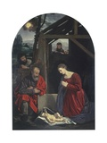 Nativity  1540  Italy
