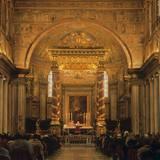 Basilica of Saint Mary Major  Canopy and Triumphal Arch