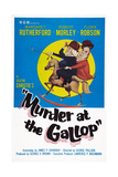 Murder at the Gallop  Margaret Rutherford  Robert Morley  1963