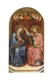 Coronation of the Virgin by Christ