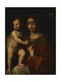 Madonna and Child  C 1510-1520