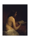 Reading Odalisque