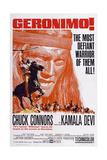 Geronimo!  Chuck Connors  1962