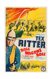 Roll Wagons Roll  Tex Ritter  1940