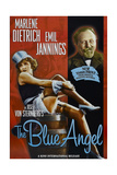 The Blue Angel  Marlene Dietrich  Emil Jannings  1930
