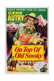 On Top of Old Smoky  Top: Gene Autry  Bottom Left: Gene Autry  Champion the Wonder Horse  1953