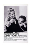 Scenes from a Marriage  L-R: Liv Ullmann  Erland Josephson  1973