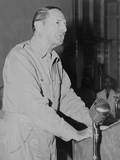 Macarthur Addresses Philippine Congress on July 9  1945