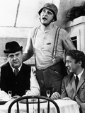 The Producers  from Left  Zero Mostel  Kenneth Mars  Gene Wilder  1968
