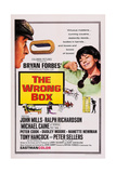 The Wrong Box  from Left: Michael Caine  Nanette Newman  1966