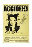 Accident  from Left: Dirk Bogarde  Jacqueline Sassard  Stanley Baker  1967