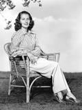 Brenda Marshall  1947