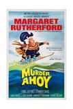 Murder Ahoy  Margaret Rutherford  1964