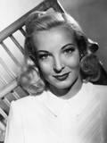 Vendetta  Hillary Brooke  1950