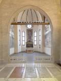Ovetari Chapel  1448-57  Restored Frescos by Andrea Mantegna  1453-57