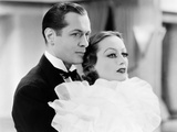Letty Lynton  from Left  Robert Montgomery  Joan Crawford  1932