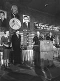 President Eisenhower Speaks to Republicans on Election Night  Nov 8  1960