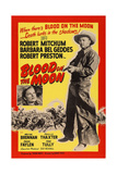 Blood on the Moon  from Left: Barbara Bel Geddes  Robert Mitchum  1948