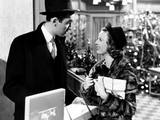 The Shop around the Corner  from Left  James Stewart  Margaret Sullavan  1940