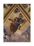 Angels and Cherubs in Exaltation of Christ's Passion