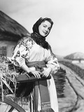 The North Star  Anne Baxter  1943