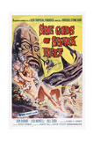 She Gods of Shark Reef  Lisa Montell  1958