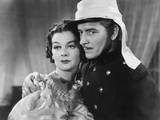 Under Two Flags  from Left: Rosalind Russell  Ronald Colman  1936
