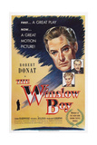 The Winslow Boy  from Top: Robert Donat  Cedric Hardwicke  Margaret Leighton  1948