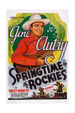 Springtime in the Rockies  Gene Autry  1937