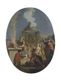 Sacrifice of Aaron