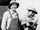 The Real Mccoys  from Left  Walter Brennan  Richard Crenna  1957-63
