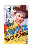 Rollin' Westward  Tex Ritter  1939
