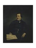 Composer Gioacchino Rossini