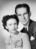 From Left  Jessica Tandy  Hume Cronyn  1942