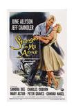 Stranger in My Arms  Jeff Chandler  June Allyson  1959