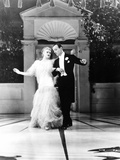 Top Hat  from Left: Ginger Rogers  Fred Astaire  1935