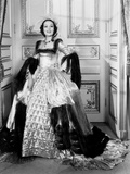 Madade Du Barry  Dolores Del Rio  in a Costume by Orry-Kelly  1934