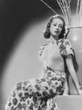 Danielle Darrieux  Circa 1938