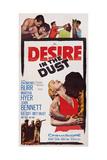 Desire in the Dust  Bottom: Martha Hyer  1960
