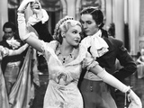 Lloyd's of London  from Left: Madeleine Carroll  Tyrone Power  1936
