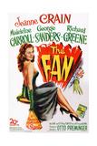 The Fan  Jeanne Crain  1949