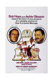How to Commit Marriage  Top from Left: Bob Hope  Jackie Gleason  1969